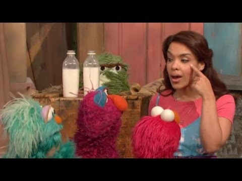 Sesame Street - The All of Our Senses Club