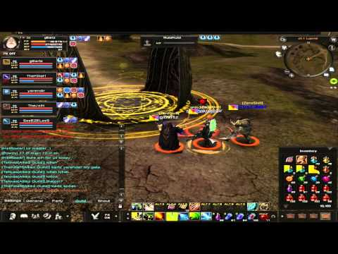 Karos Online - PvP Battle - Mine Takeover (1/10/10)