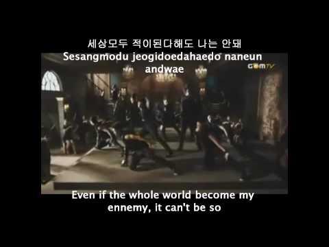 Ss501 Love Ya Eng Sub + Romaji video