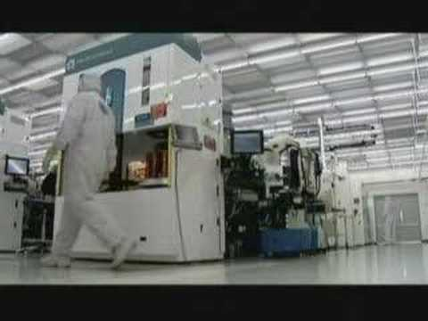 How do they make Silicon Wafers and Computer Chips?