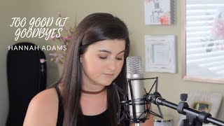 download lagu Sam Smith  Too Good At Goodbyes Cover By gratis