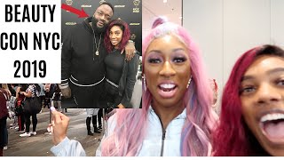 BEAUTYCON NYC 2019 Rick Ross, Lala Milan, Mcclure Twins and MORE !