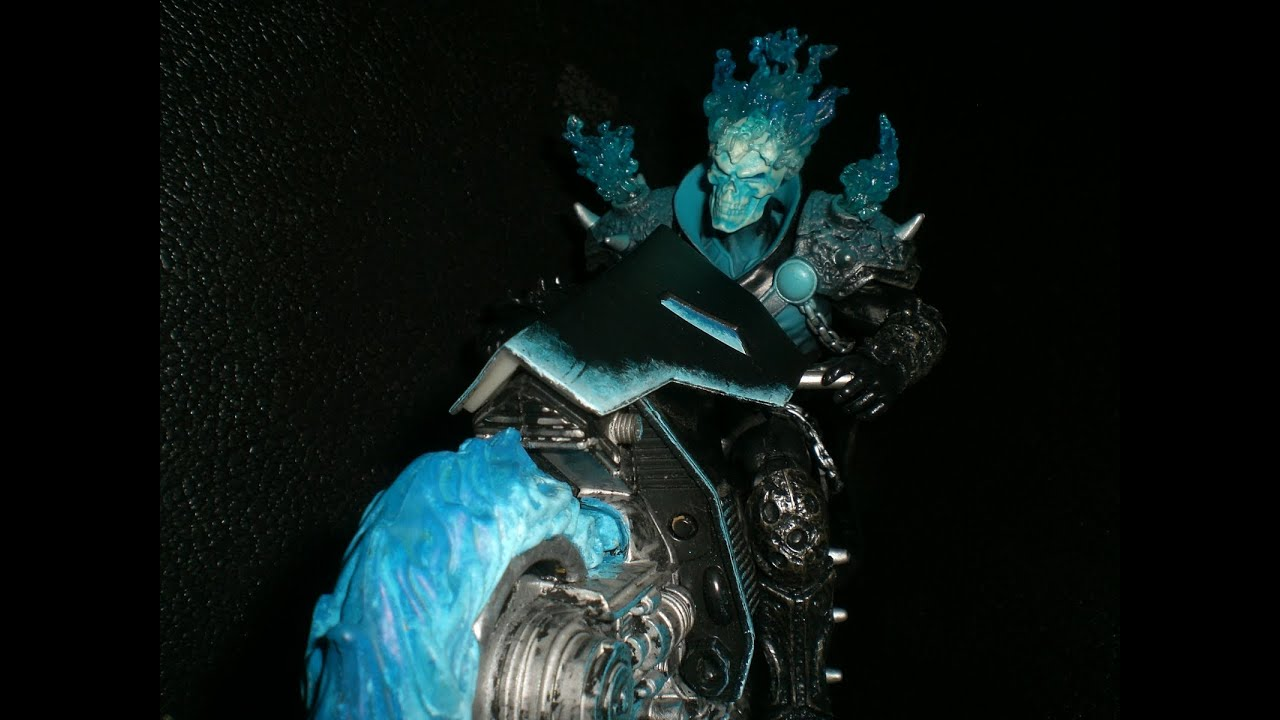 Pictures of Blue Ghost Rider Legends Blue Ghost Rider