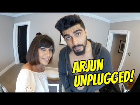 IIFA Exclusive! Arjun Kapoor Lets Us Into His Hotel Room Vlog #27