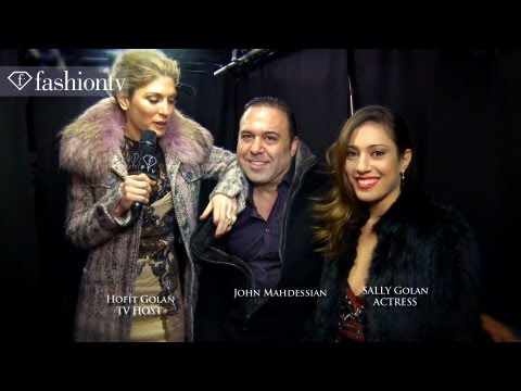 Madame Paulette Preserves Fashion History - Hosted By Hofit Golan In Nyc | Fashiontv video