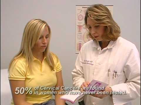 Woman to Woman, Cervical Cancer