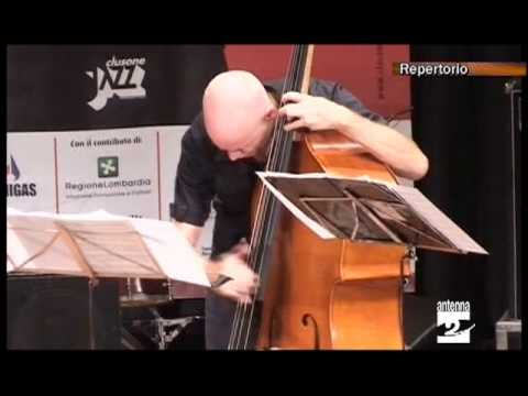 Clusone Jazz Anche Quest'anno Resiste Alla Crisi Antenna 2 Tv 20052013 video