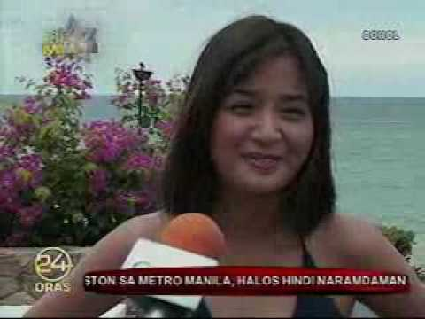 Kris Bernal poses sexy in pictorial Video Philippine News *Exclusive*