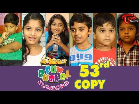 Fun Bucket JUNIORS | Episode 53 | Kids Funny Videos | Comedy Web Series | By Sai Teja - TeluguOne thumbnail
