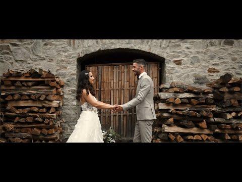 Réka & Ákos • Wedding Highlight Film • Keresztkúti Erdei Pihenőhely, Kőszeg, Hungary 4K