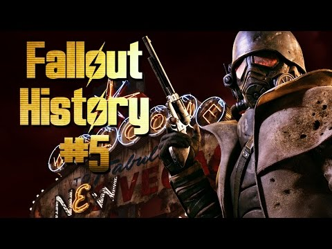 Fallout History - Teil 5 - Fallout: New Vegas (2011)