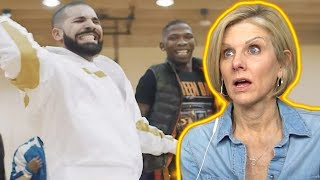 "Download Lagu Mom REACTS to BlocBoy JB & Drake ""Look Alive"" Gratis STAFABAND"