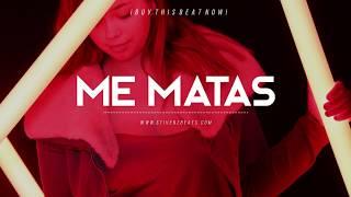 "🔥 TRAPETON Instrumental   ""Me Matas"" - Brytiago x Anuel Aa x Rafa Pabon   Dancehall / Reggaeton Trap"