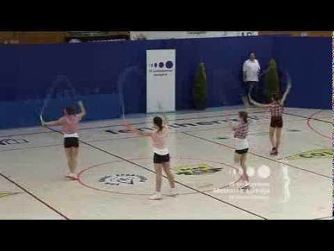 Zf Lenksysteme Demo Verseny - Eger, 2013.04.28. -- Wow Girls - Maklár video