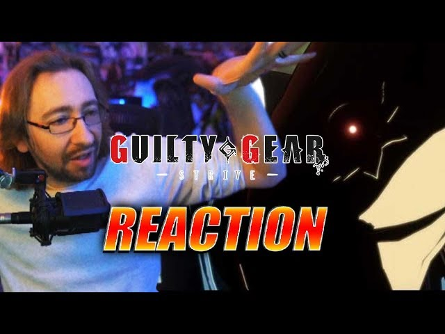 MAX REACTS: GUILTY GEAR STRIVE Reveal & Faust Teaser thumbnail