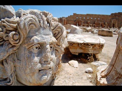 6°Parte Viaggio in Libia Leptis Magna e Tripoli con Avventure nel Mondo Pistolozzi Marco