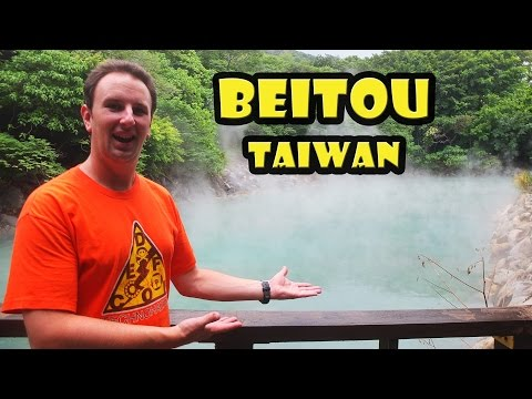 [Anytime for Taiwan] Beitou Hot Spring Travel Guide