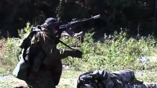 Promotional video of the Russian manufacturer of tactical gear STICH PROFI