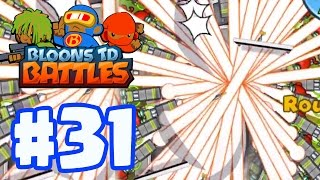 STRONGEST DEFENSE?! ALL RAY OF DOOM! | Bloons TD Battles Gameplay Part 31 (BTD Battles)