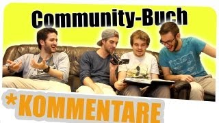 Community Buch kommentiert