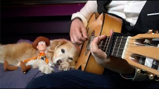 Toy Story - You've Got a Friend In Me (Fingerstyle Guitar)