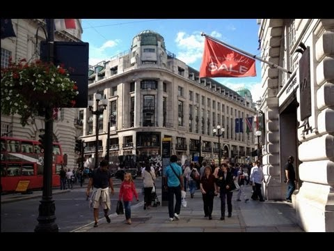London shopping and sightseeing, West End, 2014, Oxford Street, Beyond London Nightlife, London Tour