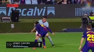 Tin Thể Thao 24h Hôm Nay (21h - 18/4): Vắng Messi và Suarez, Barca Chia ĐIểm Với Celta Vigo