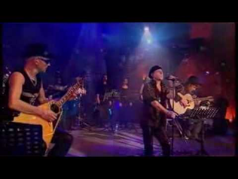Wind of change - Scorpions (Acoustic version with lyrics)