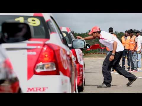 Toyota Etios Motor Racing Trophy 2014 - Day 1, Coimbatore
