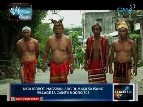 Saksi: Midnight Express: Mga Igorot, nagsimulang dumami sa isang village sa Cainta