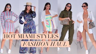 HOT MIAMI STYLES Fashion Haul
