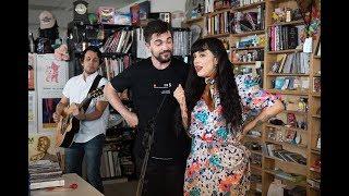 JUANES & MON LAFERTE - NPR Music Tiny Desk Concert