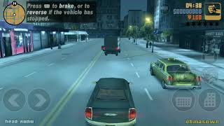 Grand theft auto III mobile walkthrough (part 1)