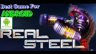 Real Steel World Robot Boxing  - Review Gameplay (Los Mejores juegos para android)
