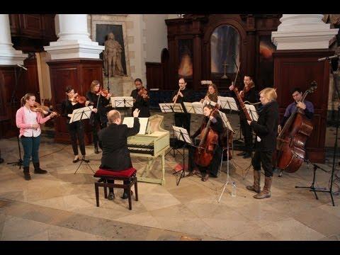 London: Music under the shadow of Handel - Professor Christopher Hogwood CBE