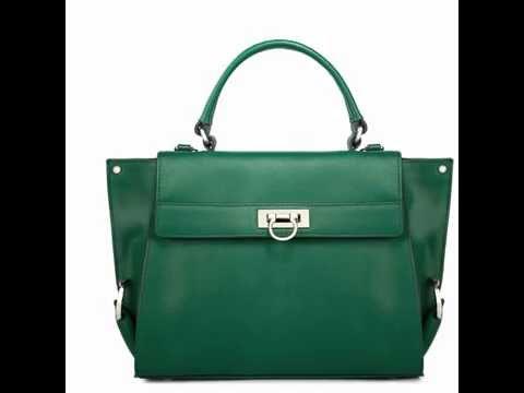Wholesale genuine leather handbags & PU leather Thailand bangkok