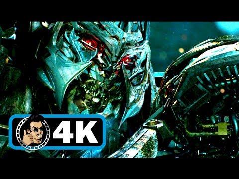 Transformers: Revenge of the Fallen (2009) Movie Clip - Megatron Rescue and the Fallen |4K ULTRA HD|