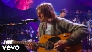 Клип Nirvana - All Apologies (live)