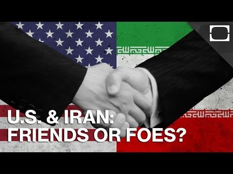 Why Does Iran Hate The U.S.?