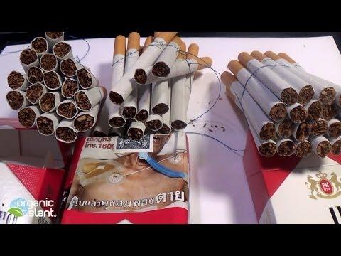 davidoff cigarettes made in England