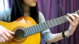 Greensleeves interesting version!.AVI