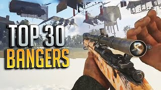 THE BEST TRICKSHOT & 7 ONSCREEN!! (Under The Map Trickshot COD WW2) - TOP 30 BANGERS #74