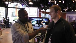 MADDEN NFL 13 Associate Designer and Former Washington Redskin Clint Oldenburg Interview