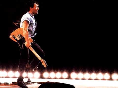 Bruce Springsteen - Jersey Girl Live