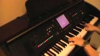 Hitomi wa Diamond (瞳はダイアモンド ) - Seiko Matsuda (Yamaha Piano Clavinova CVP 307)
