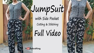 How to Make a Jumpsuit