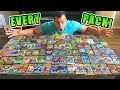 OPENING EVERY POKEMON BOOSTER PACK EVER RELEASED!