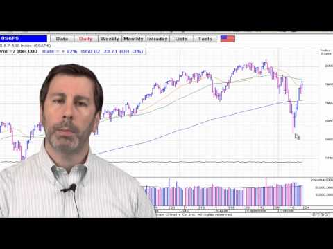 Big Volume Rebounds | Stock Market Video
