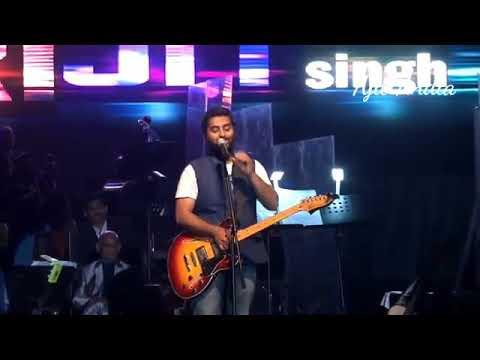 Jee Le Zara Arijit Singh Live