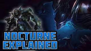 Nocturne's Shadow Magic Explained